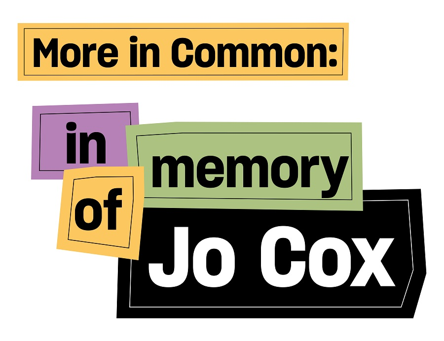 More in Common: in memory of Jo cox title